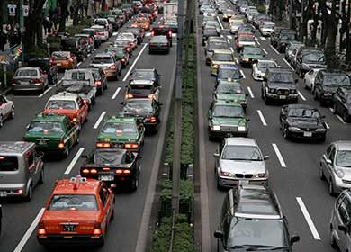 Carbon dioxide removal can mitigate carbon emissions from cars.