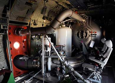 The Modular Airborne Firefighting System. Courtesy of U.S. Air Force Staff Sgt. Eric Harris.