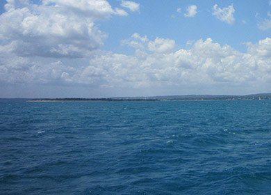 Marine clouds.